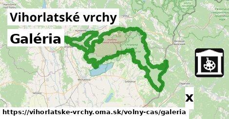 ilustračný obrázok k Galéria, Vihorlatské vrchy