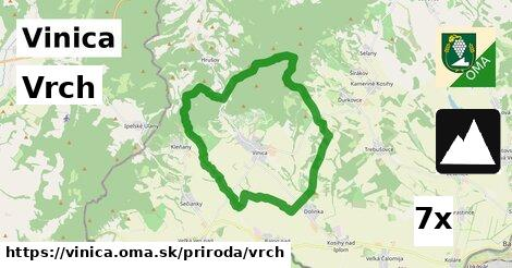 vrch v Vinica