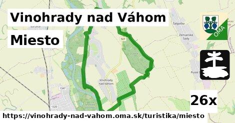 ilustračný obrázok k Miesto, Vinohrady nad Váhom