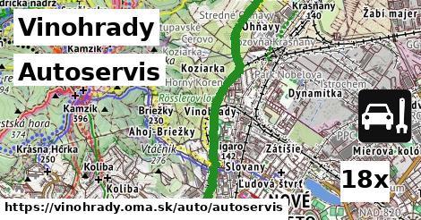 ilustračný obrázok k Autoservis, Vinohrady