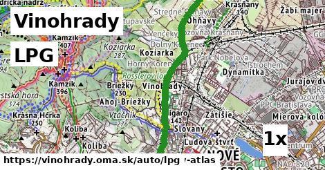 ilustračný obrázok k LPG, Vinohrady