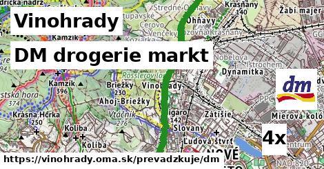 ilustračný obrázok k DM drogerie markt, Vinohrady