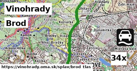 ilustračný obrázok k Brod, Vinohrady