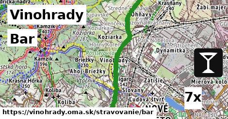 ilustračný obrázok k Bar, Vinohrady