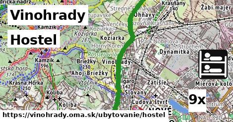 hostel v Vinohrady
