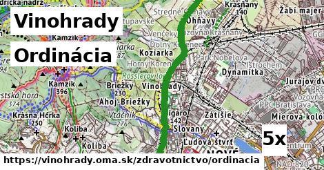 ilustračný obrázok k Ordinácia, Vinohrady