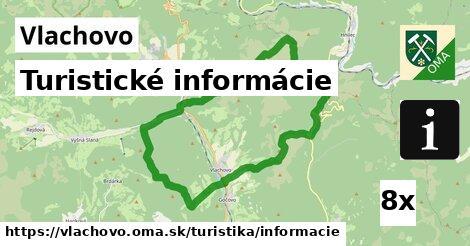 ilustračný obrázok k Turistické informácie, Vlachovo