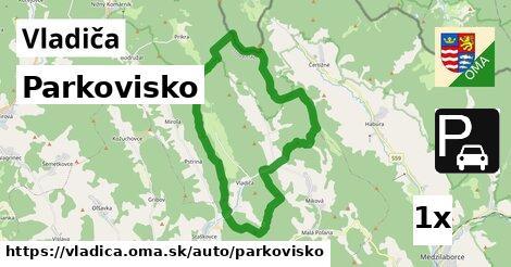 ilustračný obrázok k Parkovisko, Vladiča