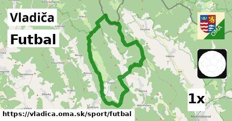 ilustračný obrázok k Futbal, Vladiča