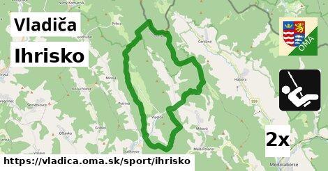 ilustračný obrázok k Ihrisko, Vladiča