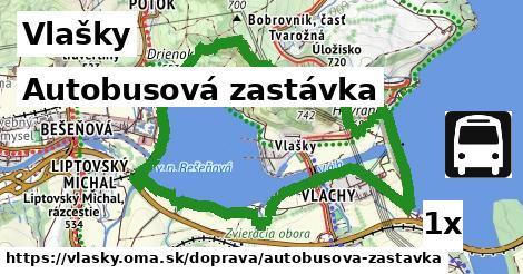 ilustračný obrázok k Autobusová zastávka, Vlašky