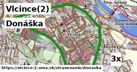 ilustračný obrázok k Donáška, Vlcince(2)