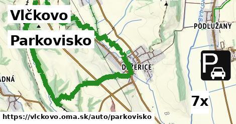 ilustračný obrázok k Parkovisko, Vlčkovo