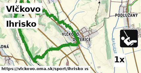 ilustračný obrázok k Ihrisko, Vlčkovo