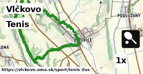 ilustračný obrázok k Tenis, Vlčkovo