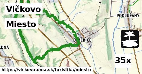 ilustračný obrázok k Miesto, Vlčkovo