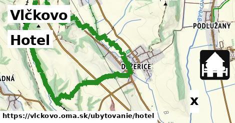 ilustračný obrázok k Hotel, Vlčkovo