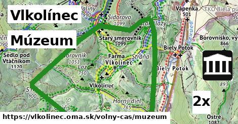 múzeum v Vlkolínec