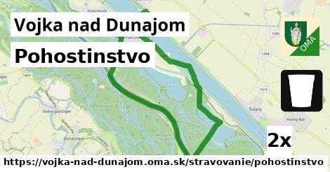 ilustračný obrázok k Pohostinstvo, Vojka nad Dunajom