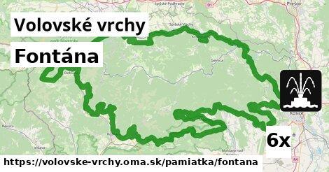 ilustračný obrázok k Fontána, Volovské vrchy