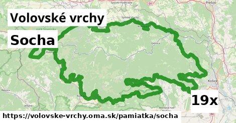 ilustračný obrázok k Socha, Volovské vrchy