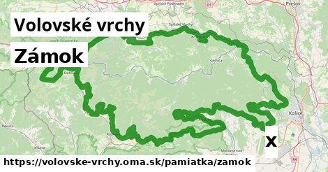 ilustračný obrázok k Zámok, Volovské vrchy