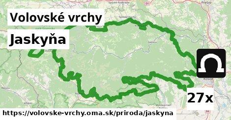 ilustračný obrázok k Jaskyňa, Volovské vrchy