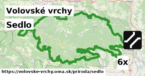 ilustračný obrázok k Sedlo, Volovské vrchy
