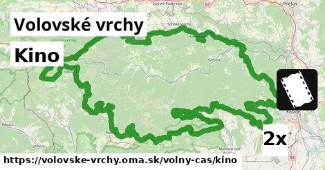 ilustračný obrázok k Kino, Volovské vrchy