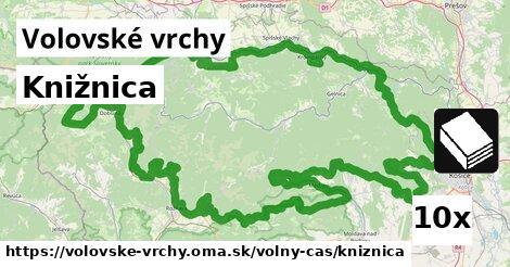 ilustračný obrázok k Knižnica, Volovské vrchy
