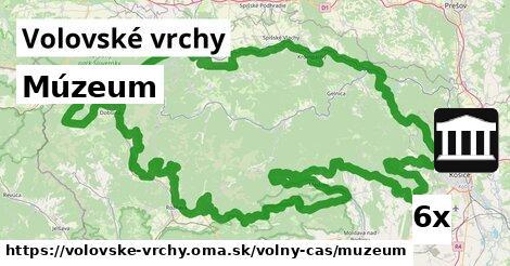 ilustračný obrázok k Múzeum, Volovské vrchy