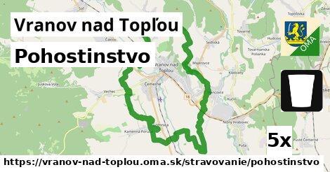 pohostinstvo v Vranov nad Topľou