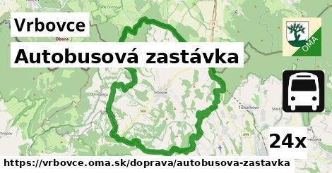 ilustračný obrázok k Autobusová zastávka, Vrbovce