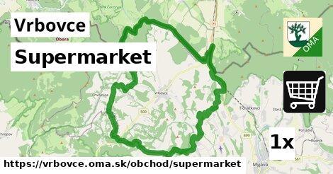 ilustračný obrázok k Supermarket, Vrbovce