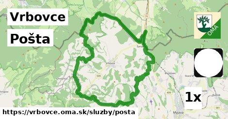 ilustračný obrázok k Pošta, Vrbovce