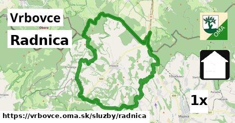 ilustračný obrázok k Radnica, Vrbovce
