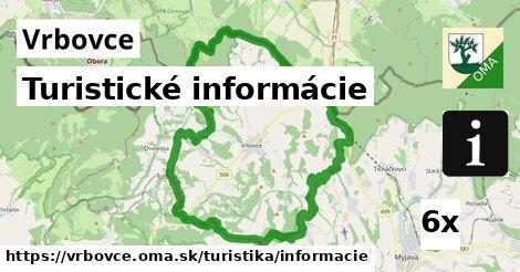 ilustračný obrázok k Turistické informácie, Vrbovce
