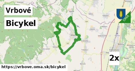 bicykel v Vrbové