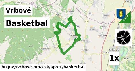 ilustračný obrázok k Basketbal, Vrbové