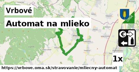 ilustračný obrázok k Automat na mlieko, Vrbové