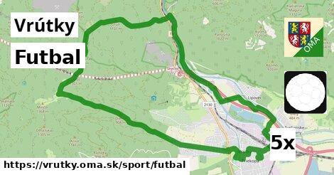 futbal v Vrútky