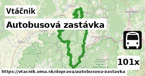 ilustračný obrázok k Autobusová zastávka, Vtáčnik