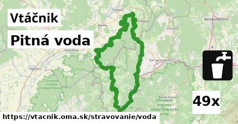 ilustračný obrázok k Pitná voda, Vtáčnik