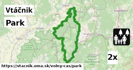 ilustračný obrázok k Park, Vtáčnik