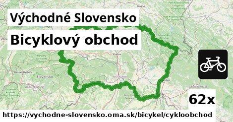 ilustračný obrázok k Bicyklový obchod, Východné Slovensko