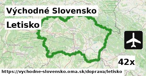 ilustračný obrázok k Letisko, Východné Slovensko