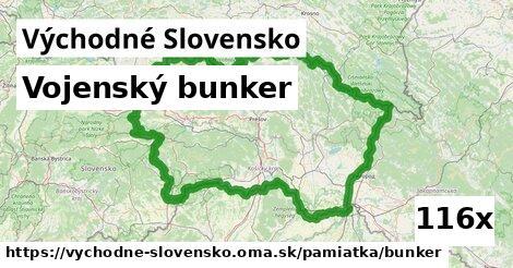 ilustračný obrázok k Vojenský bunker, Východné Slovensko