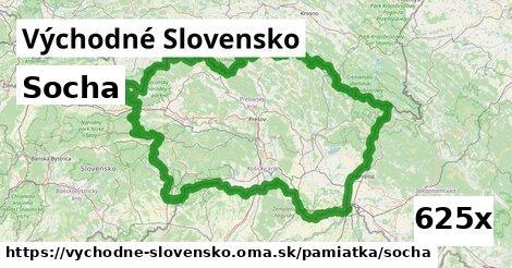 ilustračný obrázok k Socha, Východné Slovensko