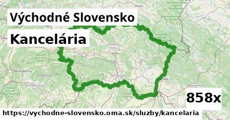 ilustračný obrázok k Kancelária, Východné Slovensko