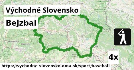 bejzbal v Východné Slovensko